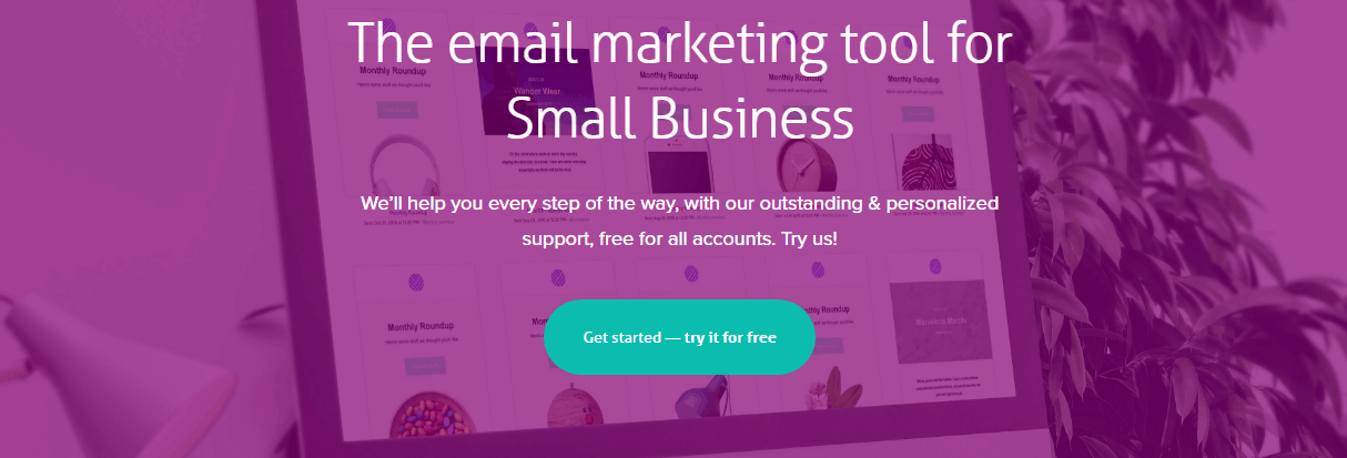Cakemail email marketing tools