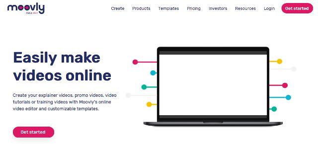 Moovly Social Video Making Tool