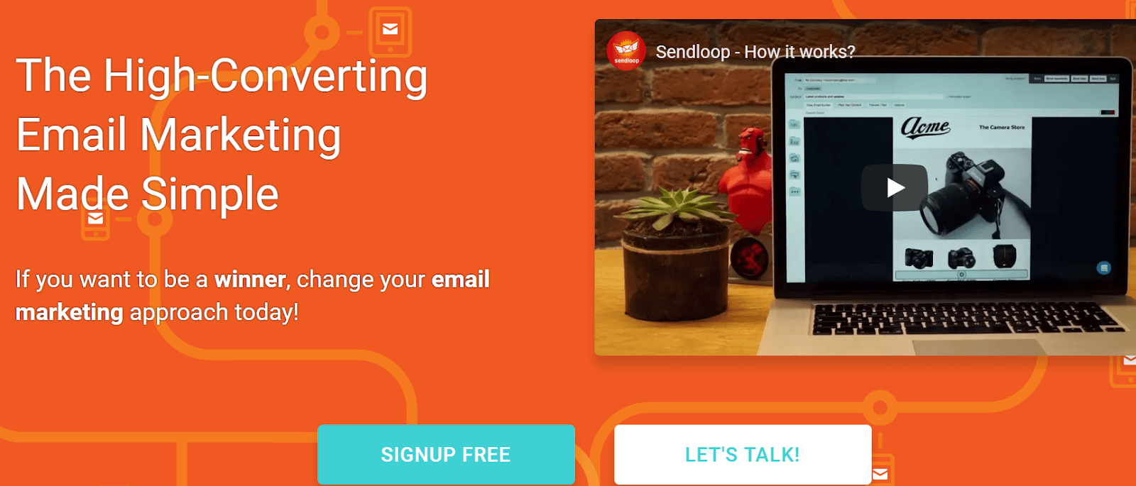 Sendloop Email Marketing Tools