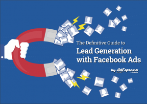 Successfully Generate Leads to Grow Your Business with Facebook Ads digital marketing ebooks