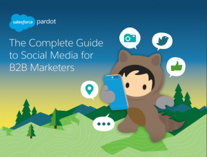 The Complete Guide to Social Media for B2B Marketers digital marketing ebooks