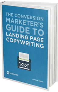 The Conversion Marketer's Guide to Landing Page Copywriting digital marketing ebooks