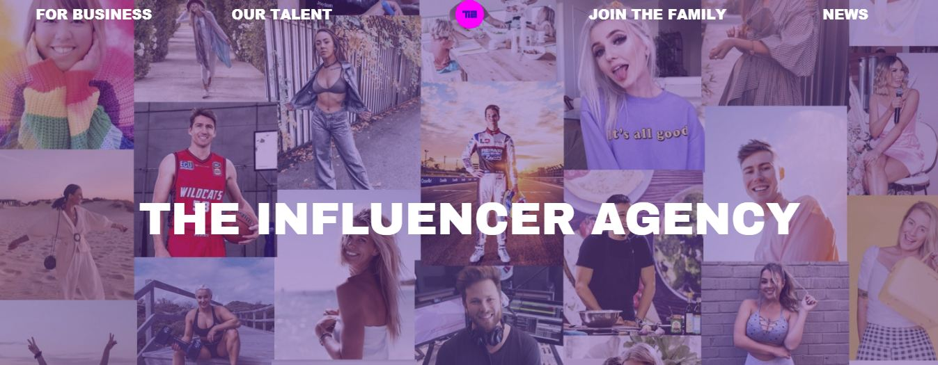 The Influencer Agency