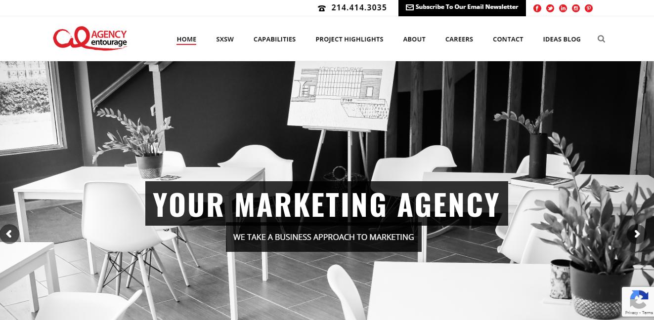 Agency Entourage