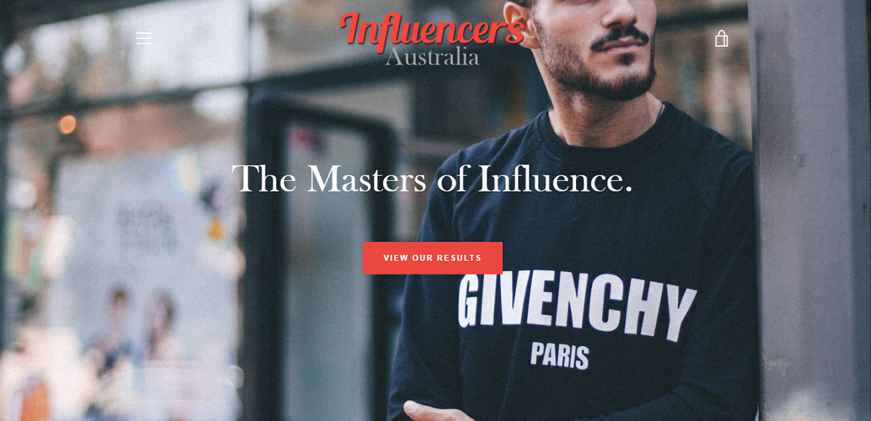 Influencers Australia