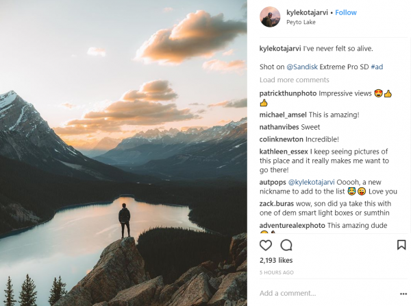 kylekotajarvi - Influencer Marketing Agreement
