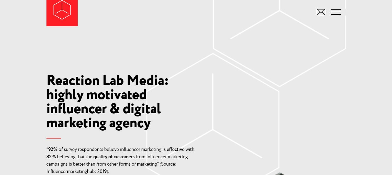 Reaction Lab Media