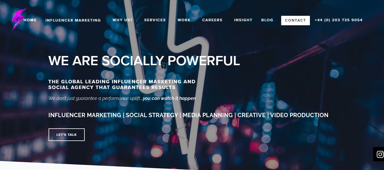 SociallyPowerful