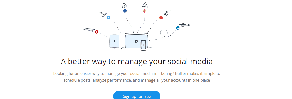 Buffer Instagram Marketing Tool