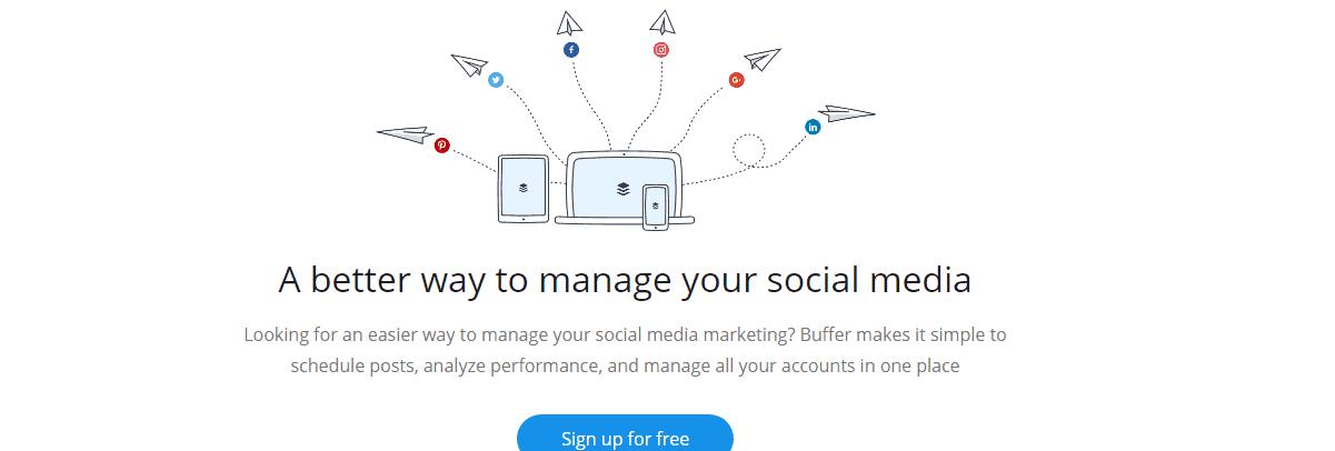 Twitter Marketing Tools - Buffer