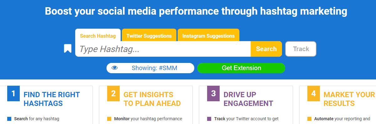 Twitter Marketing Tools - Hashtagify