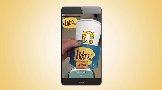 Snapchat marketing trends - b2c social media marketing