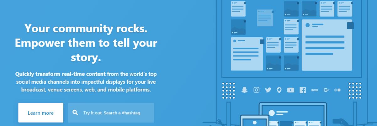Twitter Marketing Tools - Tagboard