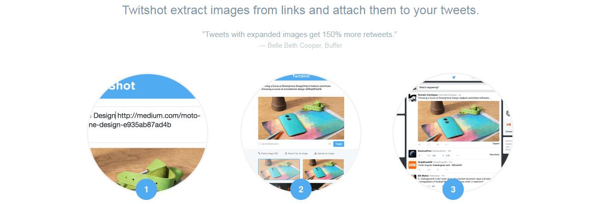 Twitter Marketing Tools - Twitshot