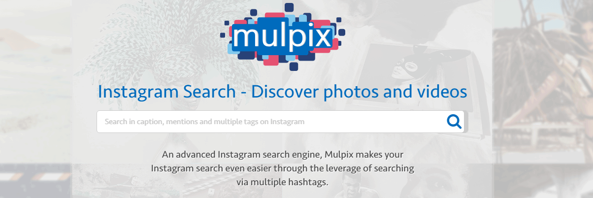 mulpix Instagram Marketing Tool