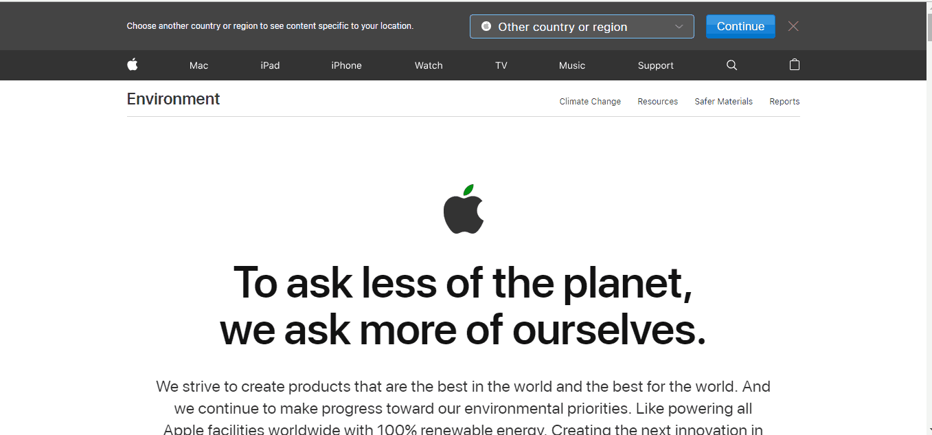 Apple - Thought Leadership Marketing