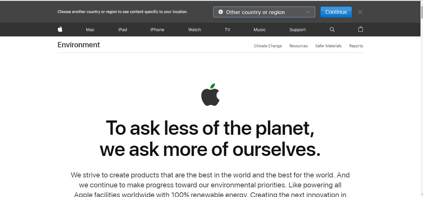 Apple - Thought Leadership Marketing
