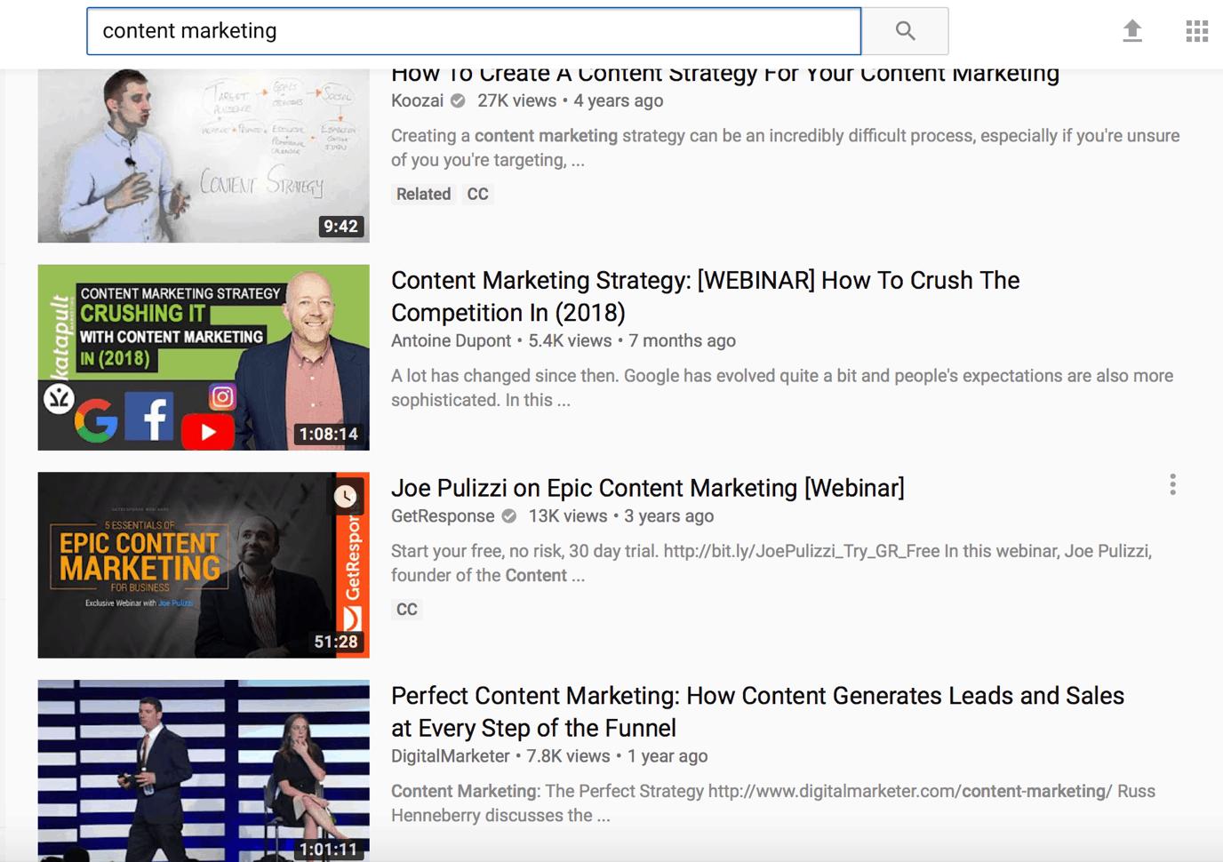 Custom thumbnails - YouTube tips and tricks