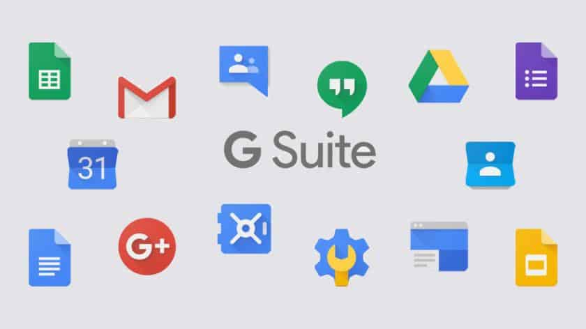 G Suite - your business