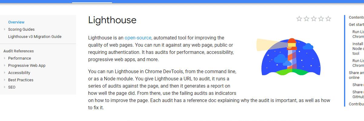 Google Lighthouse - Best Seo Audit Tool