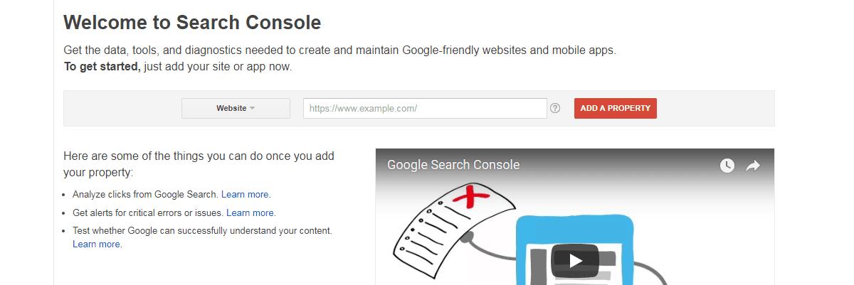 Google Webmaster Tools - Best Seo Audit Tool