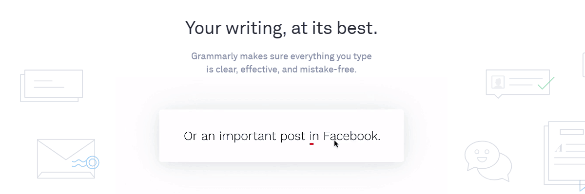 Grammarly - Content Writing Tools