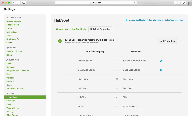 HubSpot - your business