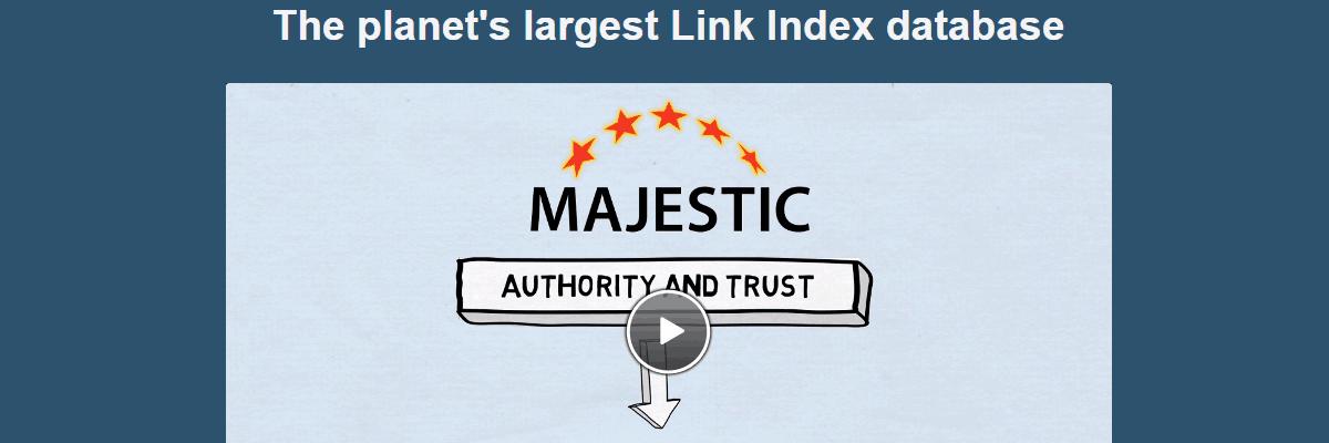 Majestic - Best Seo Audit Tool