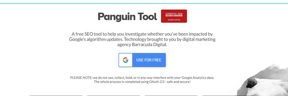 Panguin Tool - Best Seo Audit Tool