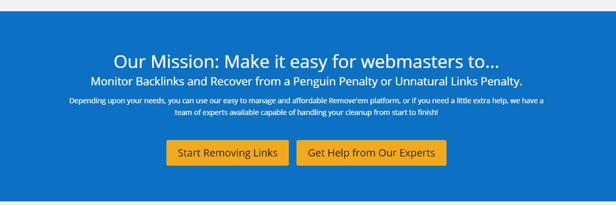 Remove'em - Best Seo Audit Tool