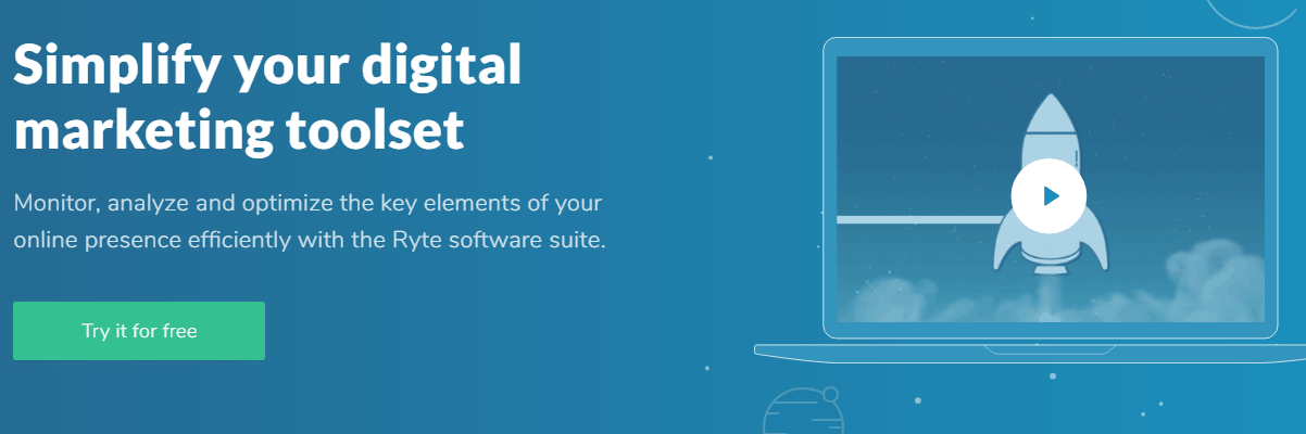 Ryte - Best Seo Audit Tool