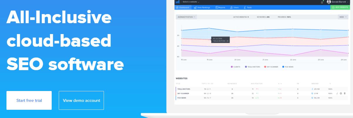 SE Ranking - Best Seo Audit Tool