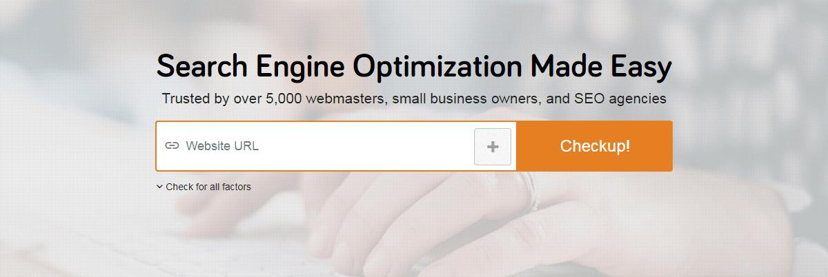 SEO SiteCheckup - Best Seo Audit Tool
