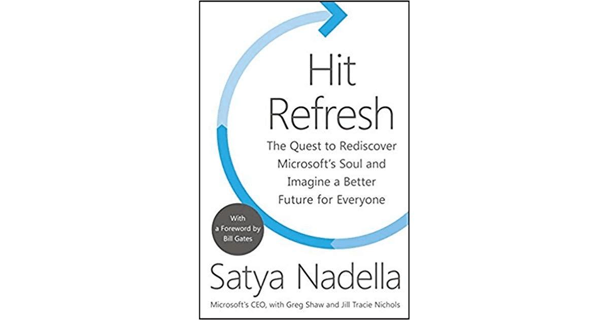 Satya Nadella - Thought Leadership Marketing
