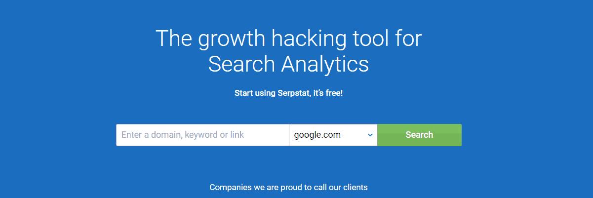 Serpstat - Best Seo Audit Tools