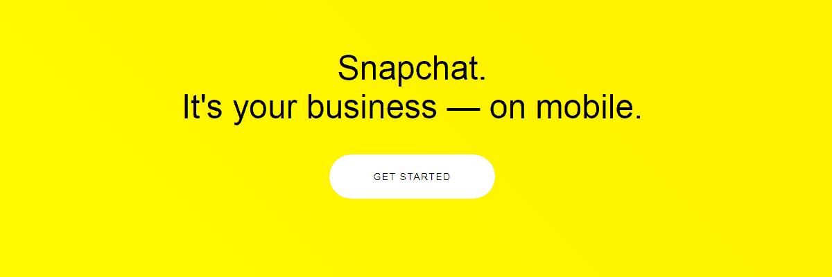 Snapchat ads tool