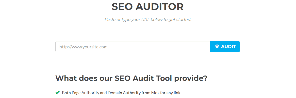 zadroweb - Best Seo Audit Tools