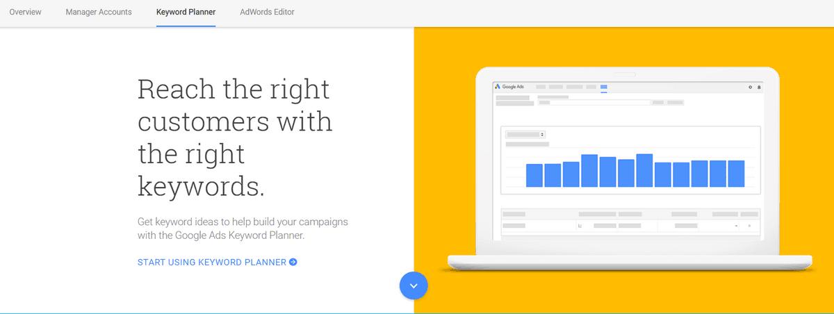 Keyword Planner Affiliate Marketing Tools