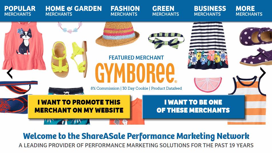 ShareASale Affiliate Marketing Tool