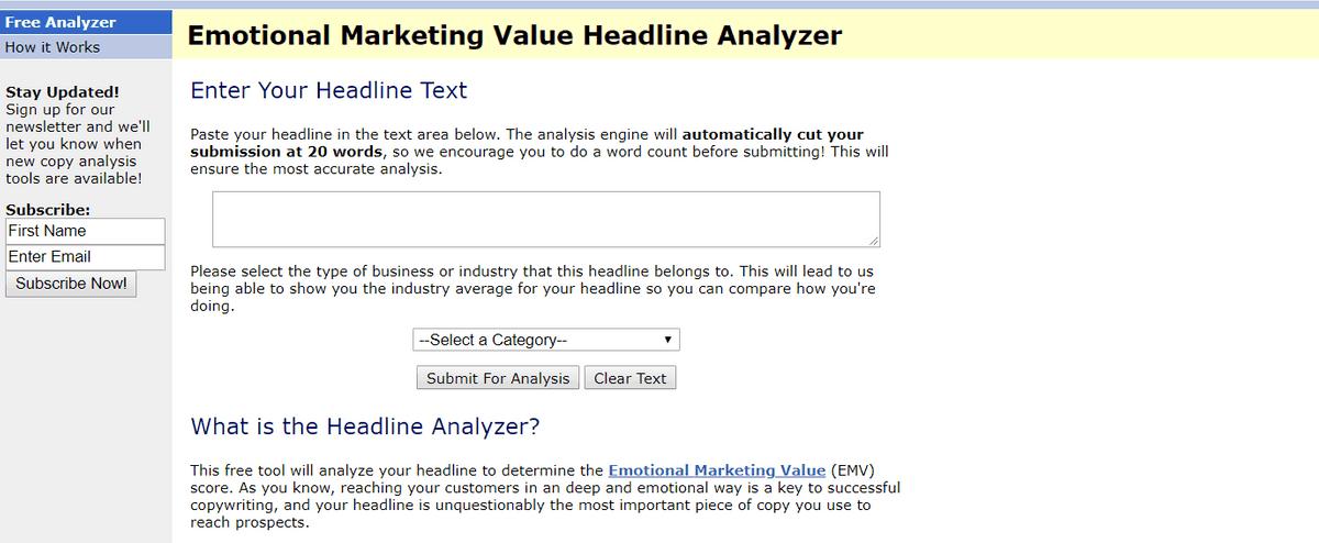 aminstitute Affiliate Marketing Tools