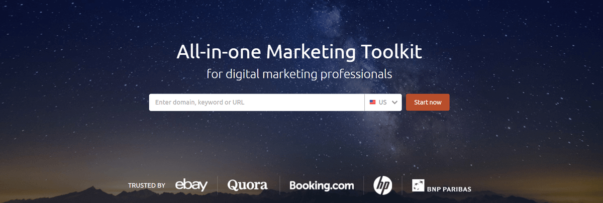 semrush Affiliate Marketing Tools