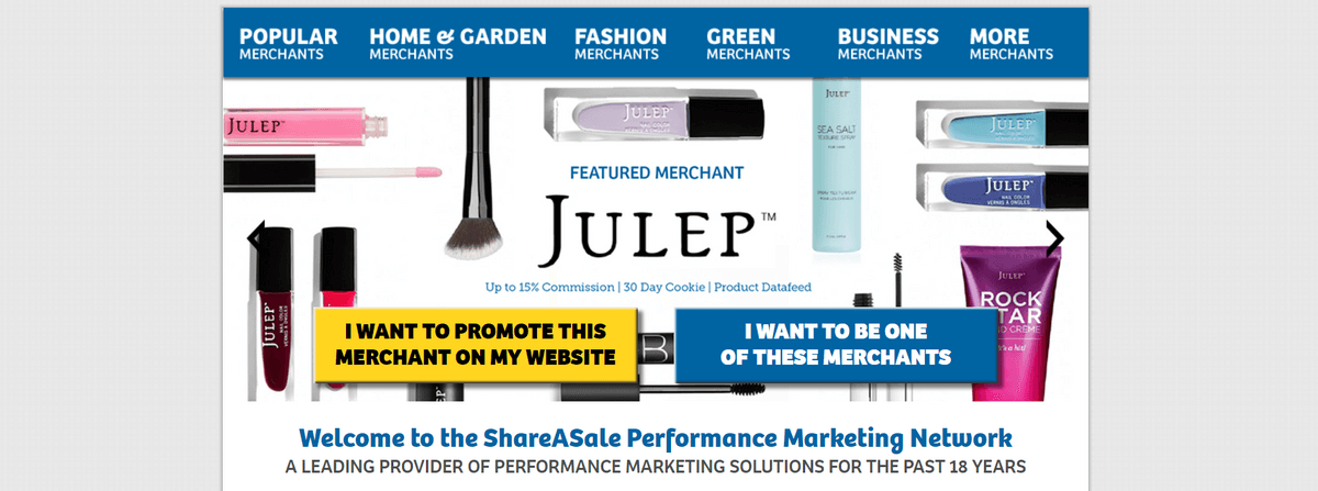 shareasale Affiliate Marketing Tools