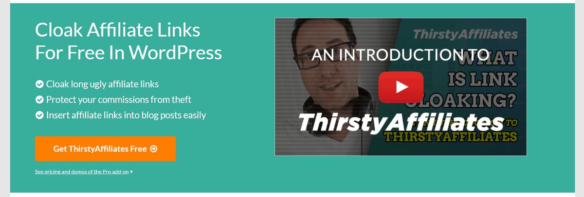 thirstyaffiliates Affiliate Marketing Tools