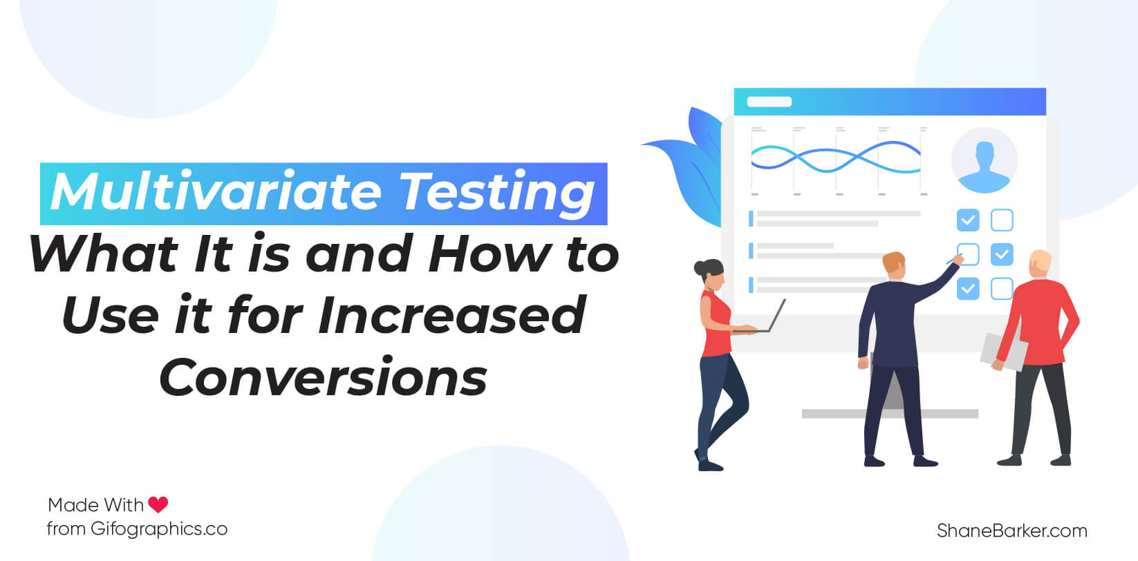 Multivariate Testing What It is and How to Use it for Increased Conversions