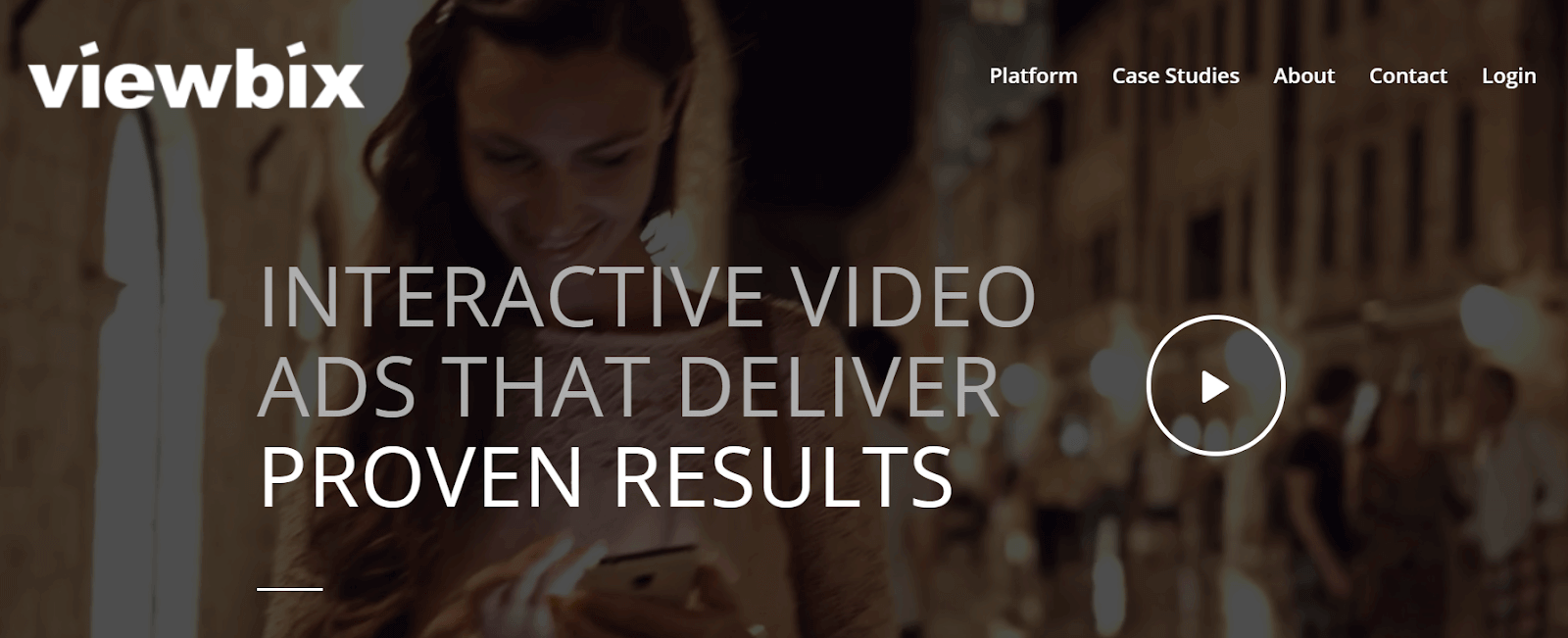 Viewbix Video Marketing Tool