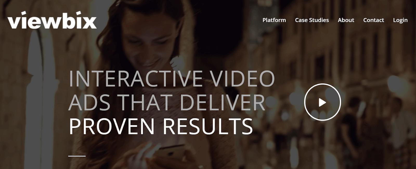 Viewbix Video Marketing Tool