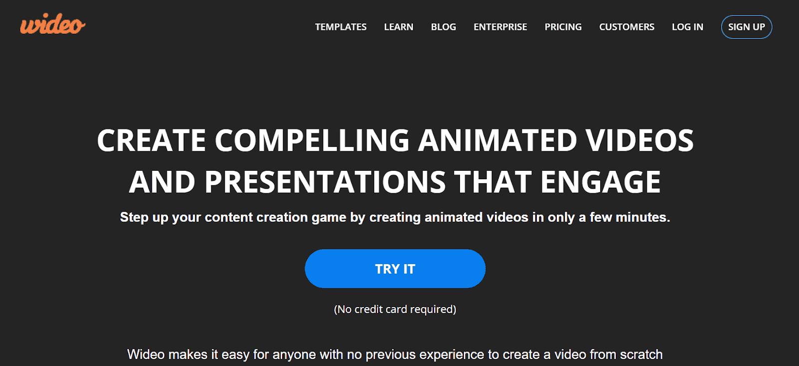 Wideo Video Marketing Tool