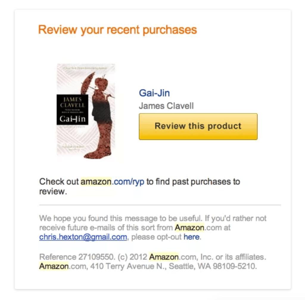 Amazon Customer Acquisition Strategies