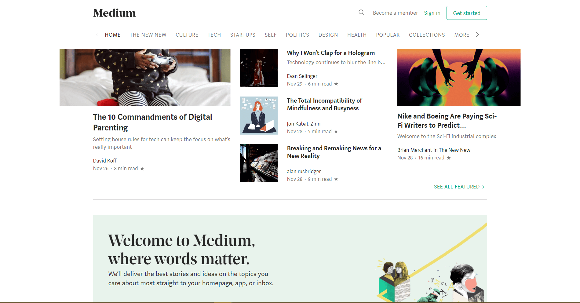 Medium Content Promotion Platforms and Tools