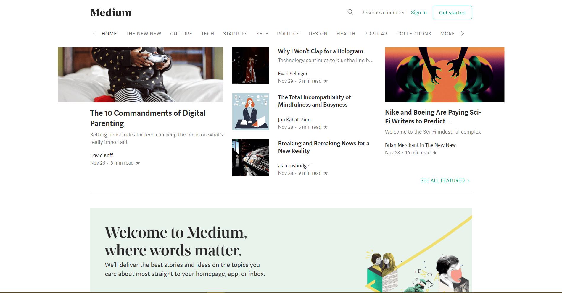 Medium Content Promotion Platforms and Tools